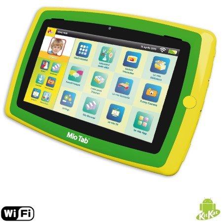 """Lisciani Giochi Display MultiTouch da 7"""" - Mio Tab Smart Kid Special Edition"""