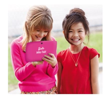 """Lisciani Giochi Display MultiTouch da 7"""" - Mio Tab Barbie Evolution"""