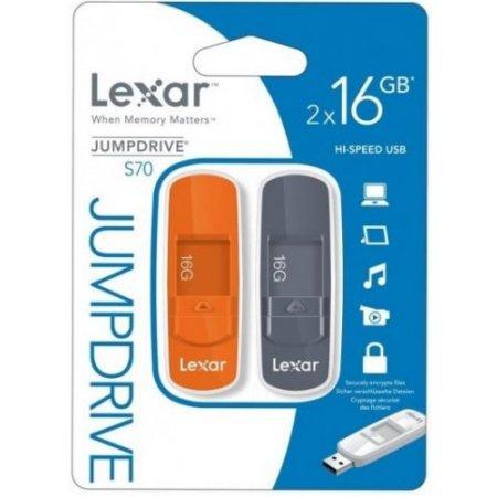 Lexar Pen drive 2.0 usb - Jumpdrive S70 16gb932584