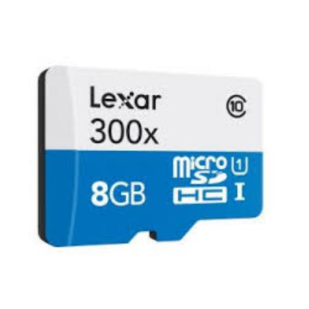 Lexar Peso articolo18,1 g - Micro Sd 300x 8
