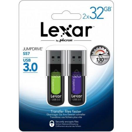 Lexar Pen drive 3.0 usb - Ljds57-32gabeu2