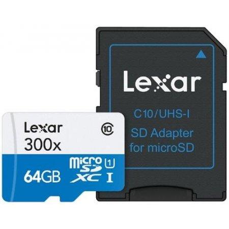 Lexar Micro sdxc - 932827