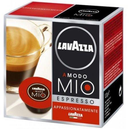 Lavazza 16 capsule di Caffè - 16 Capsule A Modo Mio Appassionatamente - 8600