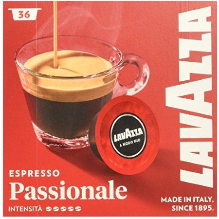 Lavazza - 36 Capsule A Modo Mio Passionale - 8715