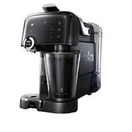 Lavazza Macchina da caffè a capsule Lavazza - Fantasia LME 700 Black