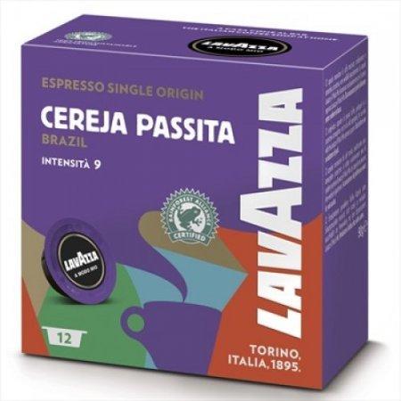 Lavazza 12 capsule di Caffè Cereja Passita Brasile - 12 Capsule A Modo Mio Cereja Passita Brasile - 8841