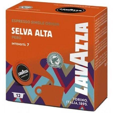 Lavazza 12 capsule di Caffè Selva Alta Perù - 12 Capsule A Modo Mio Selva Alta Peru' - 8842