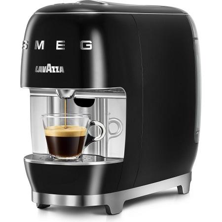 Lavazza Macchina da Caffè - A Capsule Lavazza A Modo Mio - Lm200 Black