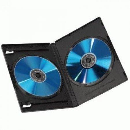 Hama Custodia cd / dvd - 7451290 Nero
