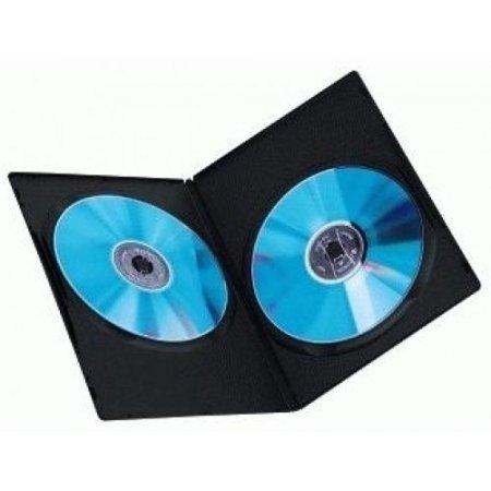 Hama Custodia cd / dvd - 7451184 Nero