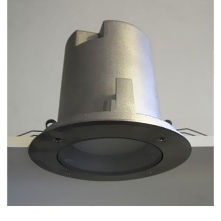Mareco Luce Faretto da incasso - Lira 140 Tondo Gu10