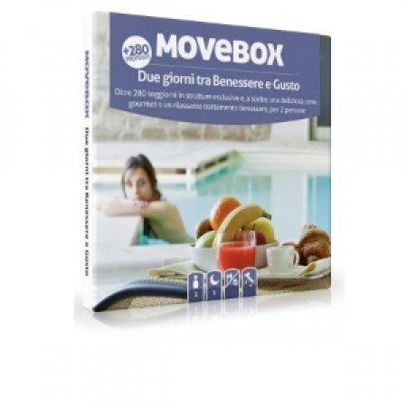 MOVEBOX - DUE GIORNI TRA BENESSERE E GUSTO