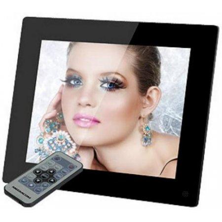 Mediacom Cornice digitale - Mpf12 Nero