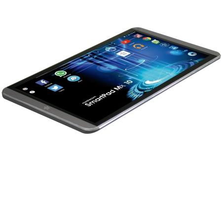Mediacom 4G LTE / Dual SIM / Wi-Fi - Smartpad Mx10 Grey M-sp10mxb