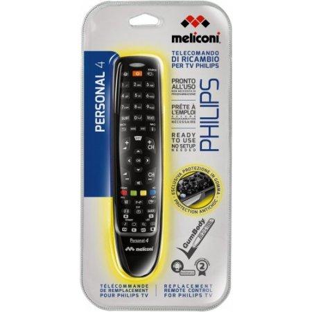 Meliconi Telecomando tv - 806270ba Gumbody Personal 4