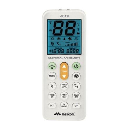 Meliconi - Telecomando universale per condizionatori - Ac100