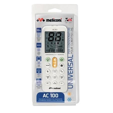 Meliconi Telecomando universale per condizionatori - Telecomando universale per condizionatori - Ac100