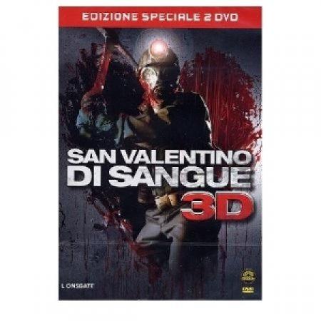 MEDUSA FILM San Valentino di Sangue 3D - SAN VALENTINO DI SANGUE 3D ED.SPEC.