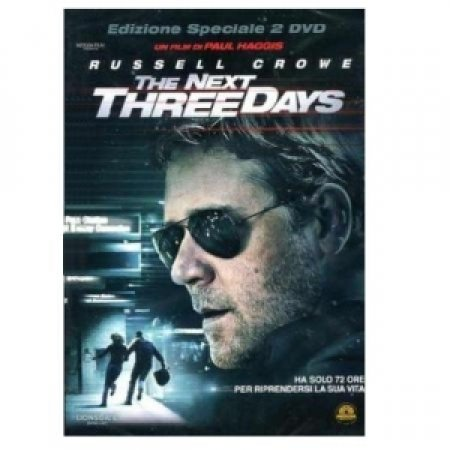 MEDUSA FILM - THE NEXT THREE DAYS - SPECIAL ED.