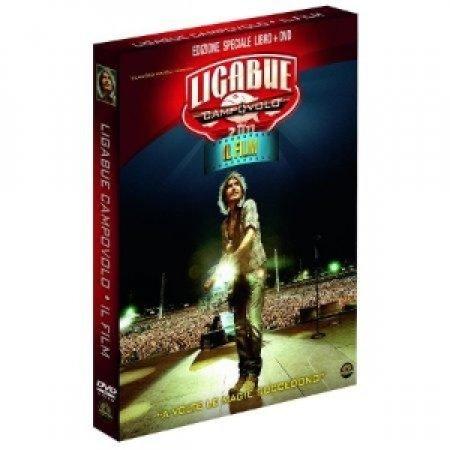 MEDUSA FILM Titolo: CampoVolo - LIGABUE-LIBRO-DVD-CAMPOVOLO