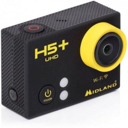 Midland Action cam - H5+ Nero-giallo