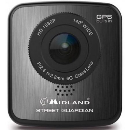 Midland - Street Guardian Nero