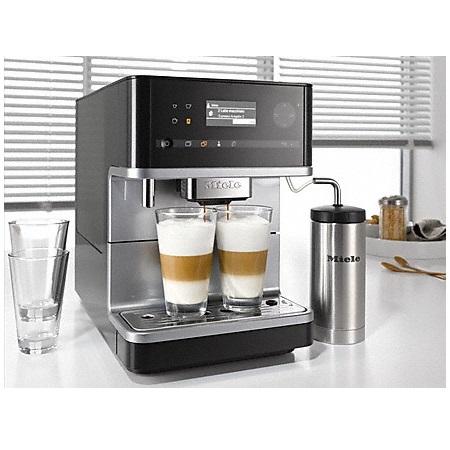 Miele Schiuma di latte perfetta per bevande al caffè – Cappuccinatore - CM 6350 OBSW