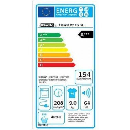 Miele Risparmiare per tutta la durata di vita - Tecnologia EcoDry - Tch630