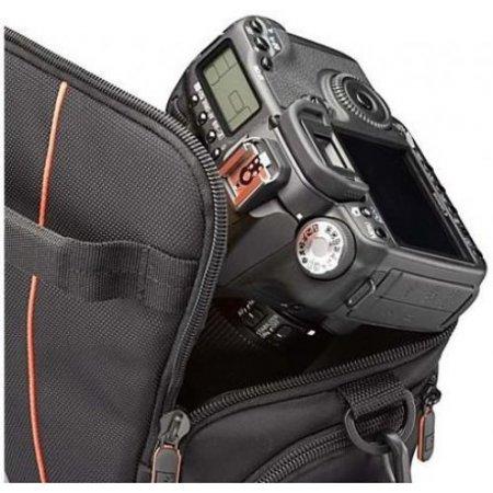 Case Logic Borsa fotocamera - Dcb306k Nero