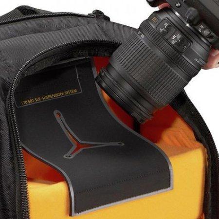 """Case Logic Zaino fotocamera fino 17 """" - Slrc-206 Nero"""