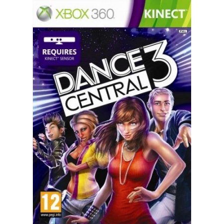 Db-line S.r.l. - Xbox 360 Dance Central 3 3xk-00038