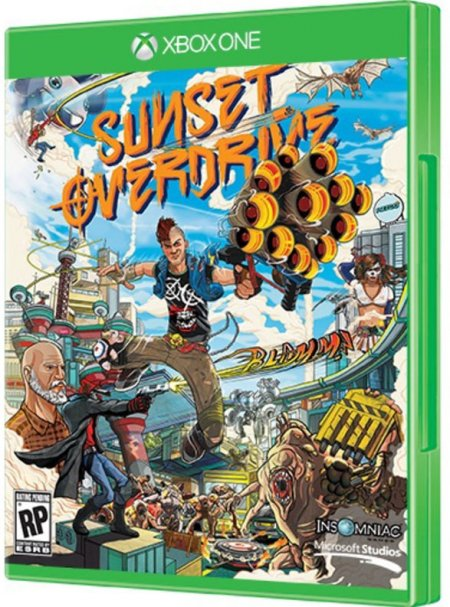 Microsoft - Sunset Overdrive