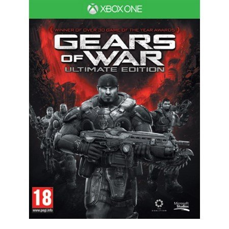 Microsoft - Gears Of War Ultimate Edition XBOX ONE