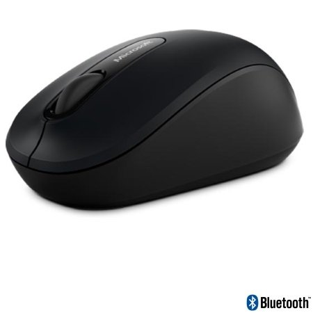 Microsoft - BLUETOOTH MOBILE MOUSE 3600 BLACK