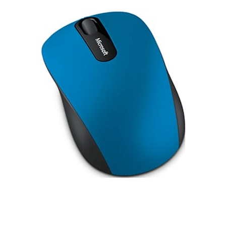 Microsoft Mouse Ottico Wireless - Bluetooth Mobile Mouse 3600 Blue