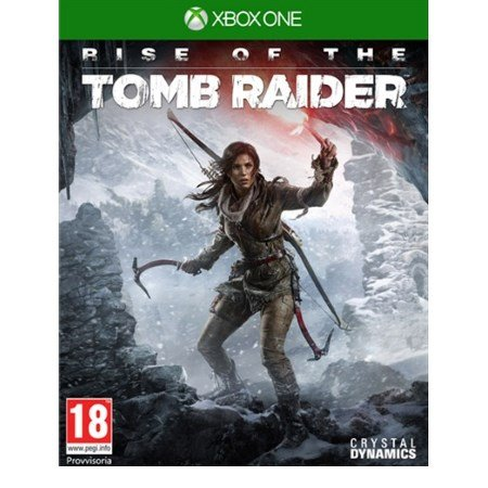 Microsoft - Rise Of The Tomb Raider XBOX ONE