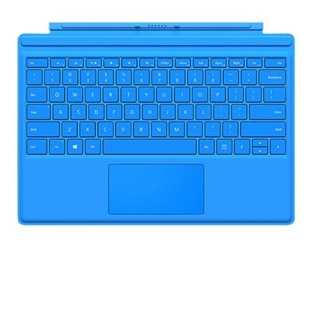 Microsoft - Cover Bright Blue Per Surface Pro 4