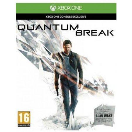 Microsoft Gioco adatto modello xbox one - U5t00017 Xbox One Quantum Break
