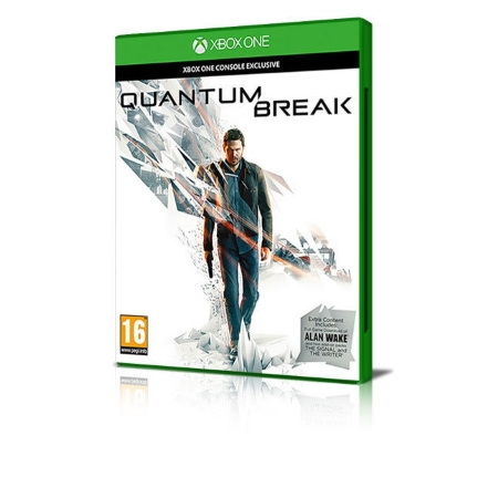 Microsoft - XBOX ONE 500GB +Quantum Break