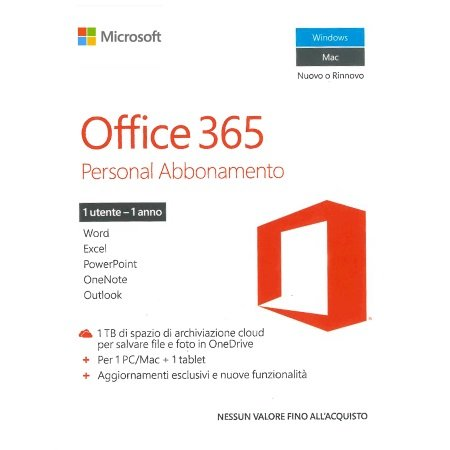 Microsoft - Office 365 Personal