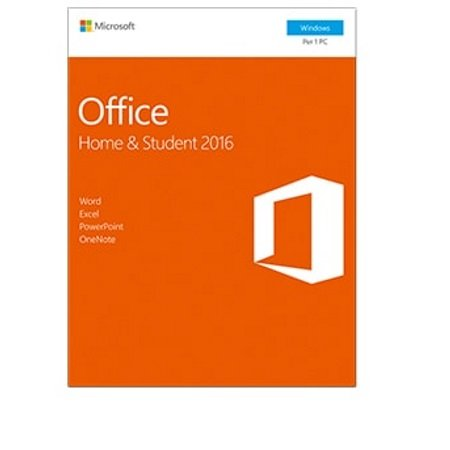 Microsoft - Office Home & Student 2016 - PC