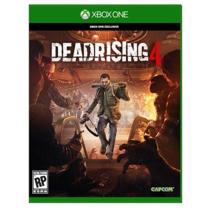 Microsoft - Dead Rising 4 - 6AA-00010