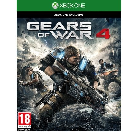 Microsoft - Gears Of War 4 Xbox One