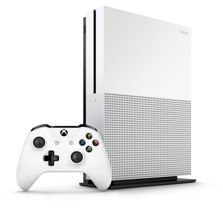 Microsoft - Xbox One S 500GB White + Forza Horizon 3