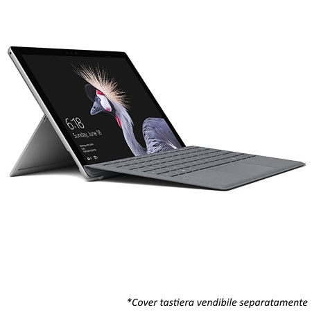 Microsoft Notebook Convertibile e Tablet 2in1 - Surface Pro 256GB FJX00004