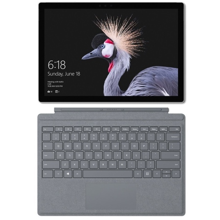 Microsoft Notebook Convertibile e Tablet 2in1 - Surface Pro 256GB FJZ-00004