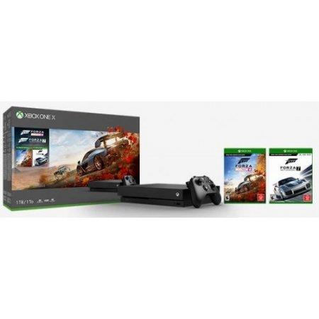 Db Line Console fissa - Xbox One X + Forza Horizon 4 + Forza Motors Cyv-00055