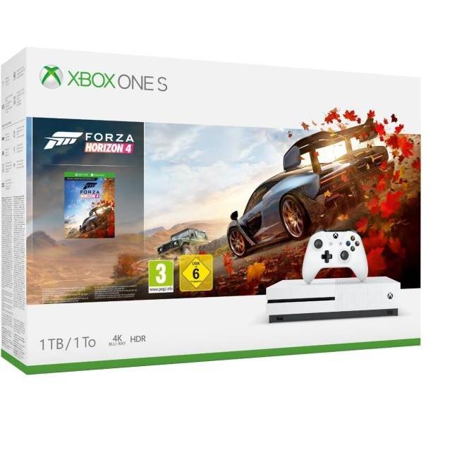 Db Line - Xbox One S + Forza Horizon 4 234-00559
