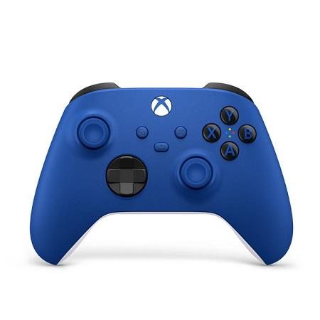 XBOX CONTROLLER SHOCK BLUE