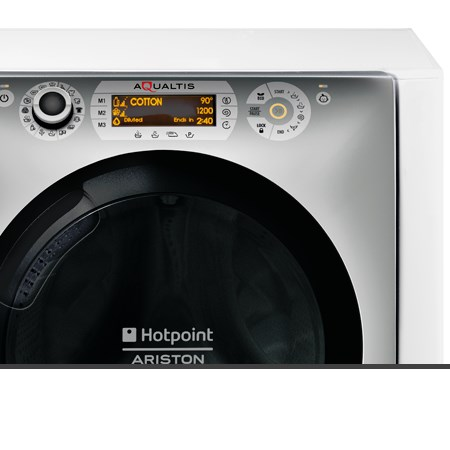 Hotpoint Lavatrice carica frontale 7 kg. - ariston - Aqs73d 29 Eu/a